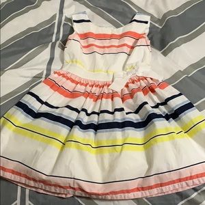 Girls dress by carters4T